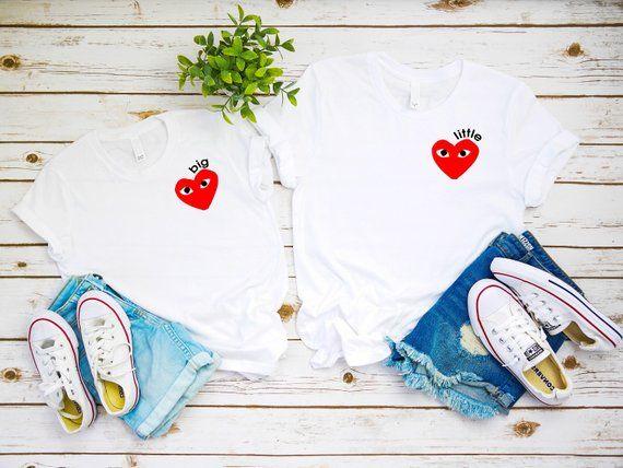 Big Little Reveal Shirt, Big Little Shirts, GBig Custom Shirts, Red Heart sorority shirt,Sorority li #biglittlereveal