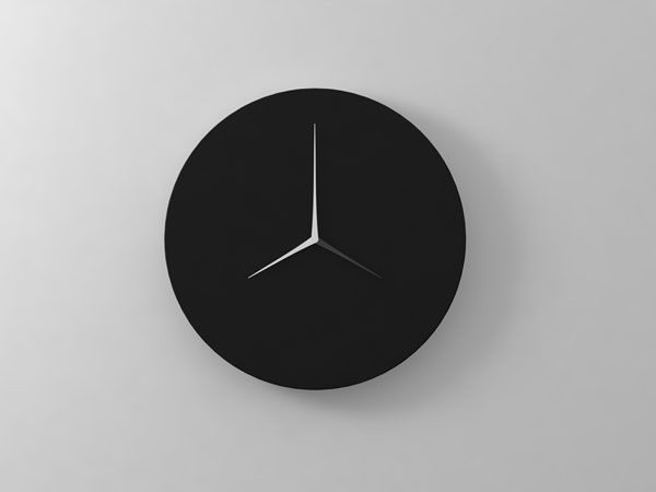 Long-D: Kit Men Keung'S Answer To Ultra-Modern Wall Clocks - Elite