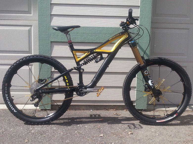 Specialized Enduro Evo Expert Midas Touch Horton406 S Bike