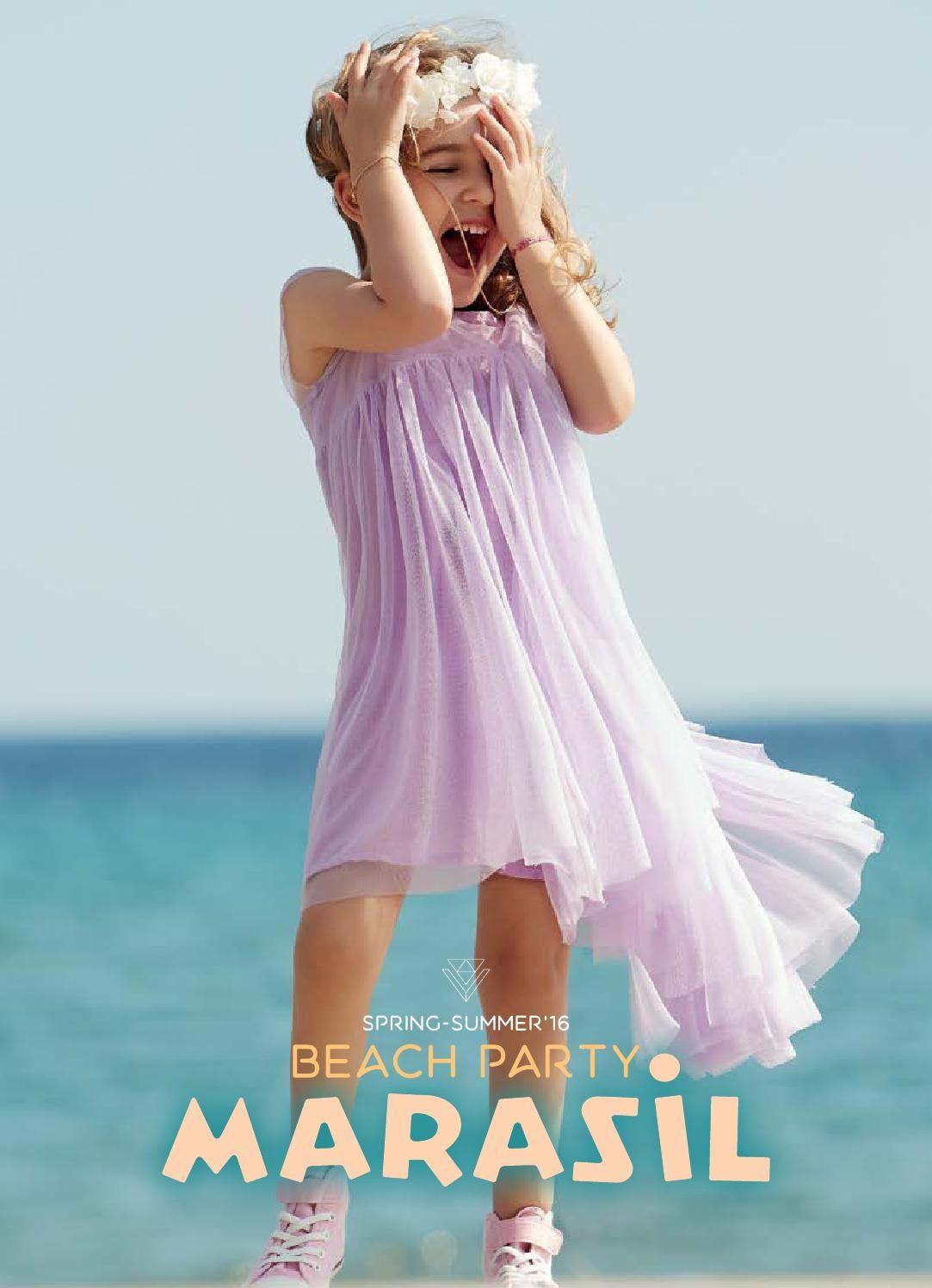 Maison Marasil. Κατάλογος - περιοδικό με παιδικά ρούχα. Δείτε στον online  κατάλογο της Μαραζίλ 95d98bc691e