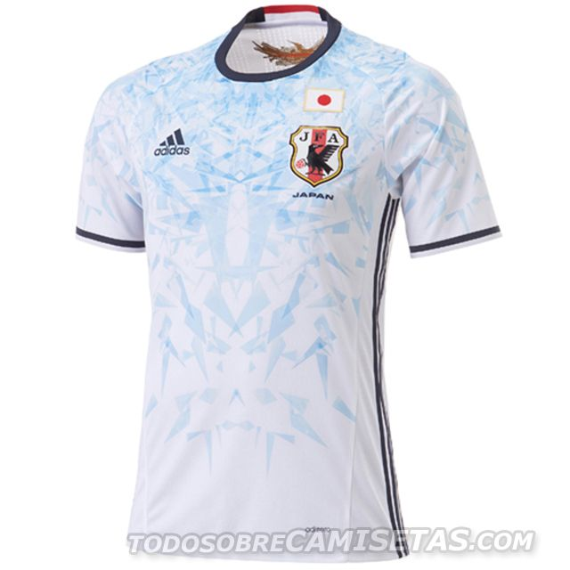 4deb01085451a Japan 2016 Adidas Kits (Home and Away)