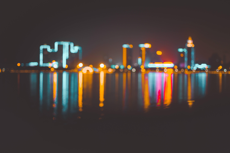 Bokeh Bokeh Bokeh Photography City