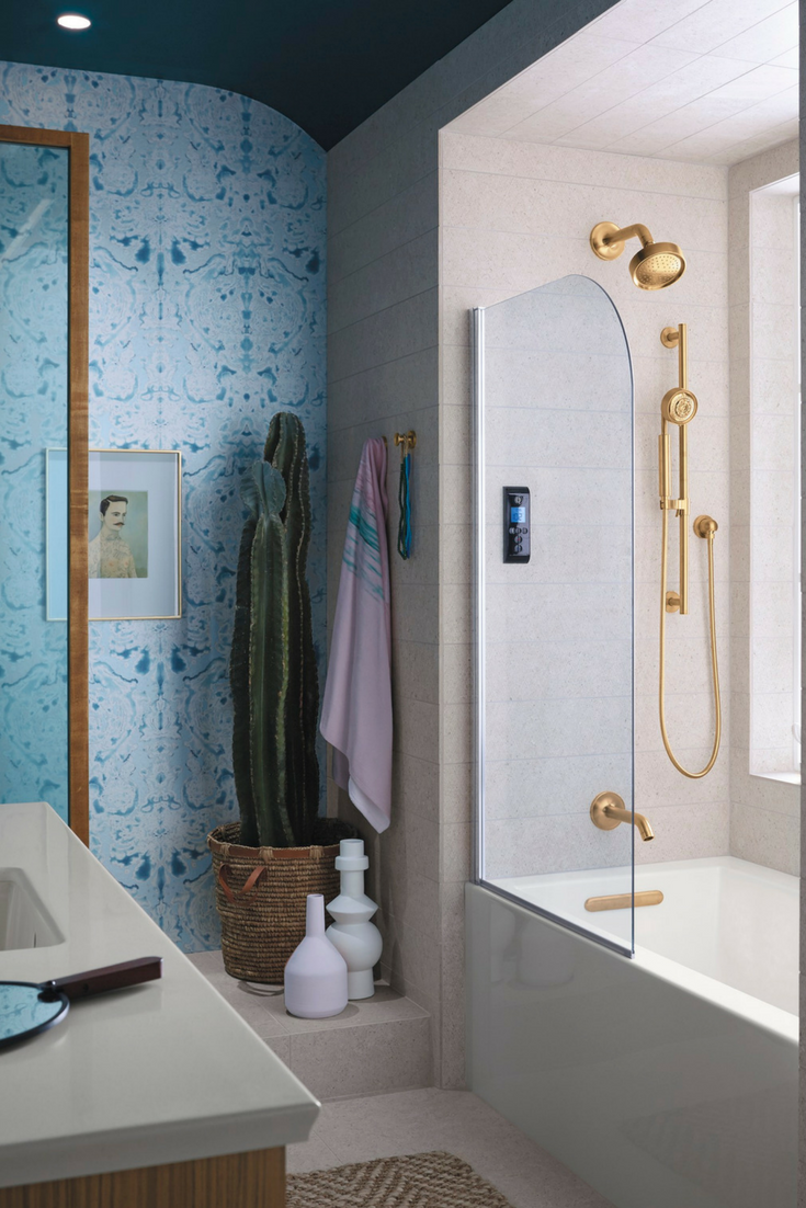 Create The Perfect Moment With Combined Rainhead, Showerhead And Handshower  That Rinse The Day Away