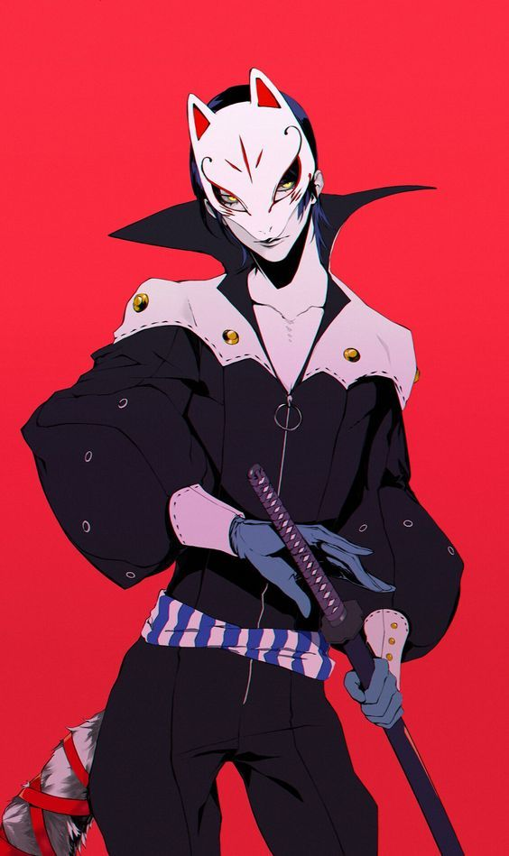 Awesome Persona5 Yusuke Kitagawa Art Persona5 Yusukekitagawa Art Anime Persona 5 Joker Persona 5 Persona