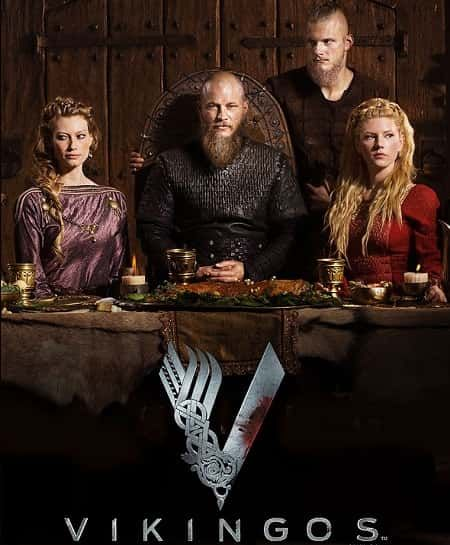 Vikings Temporada 4 Español Latino Ver Online Descargar Completa Vikings Alliance Movie Posters