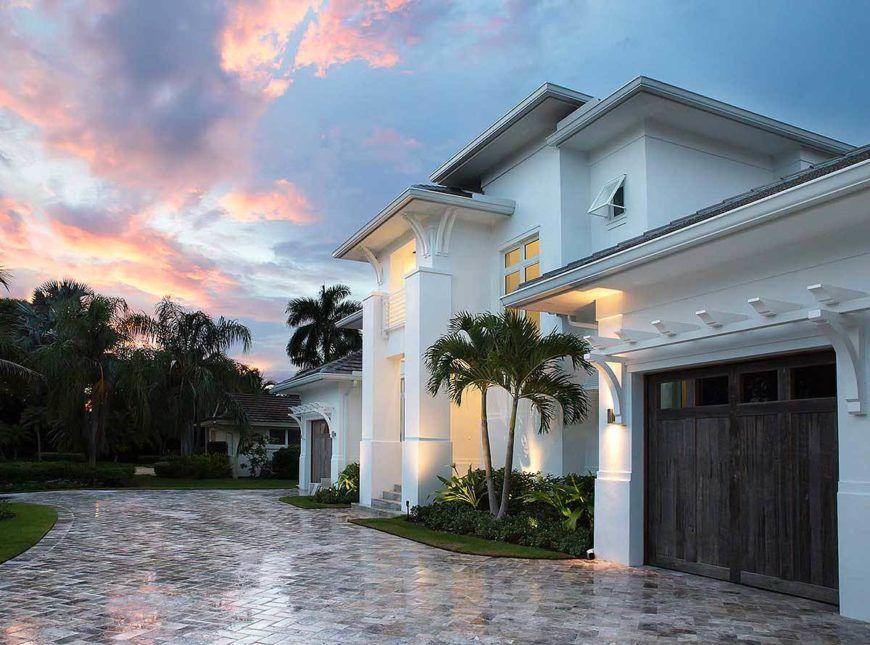 4 Bedroom Two Story Grand Florida Home Floor Plan
