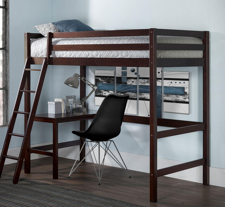 Hudson Loft Bed Twin Loft Bed Loft Bed Loft Bed Frame