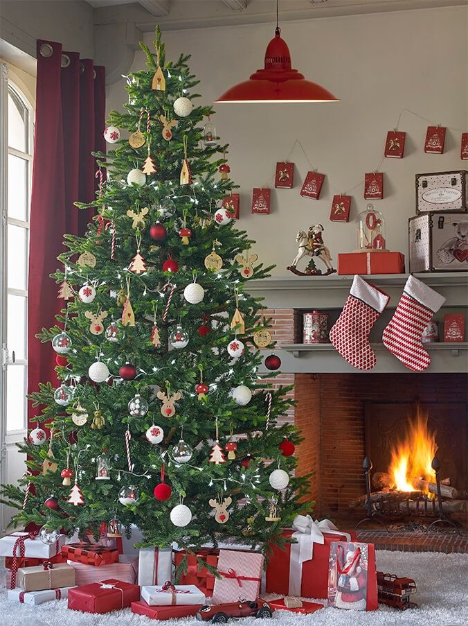 Pin by Kiana Rh on Christmas♥ Pinterest Christmas decor