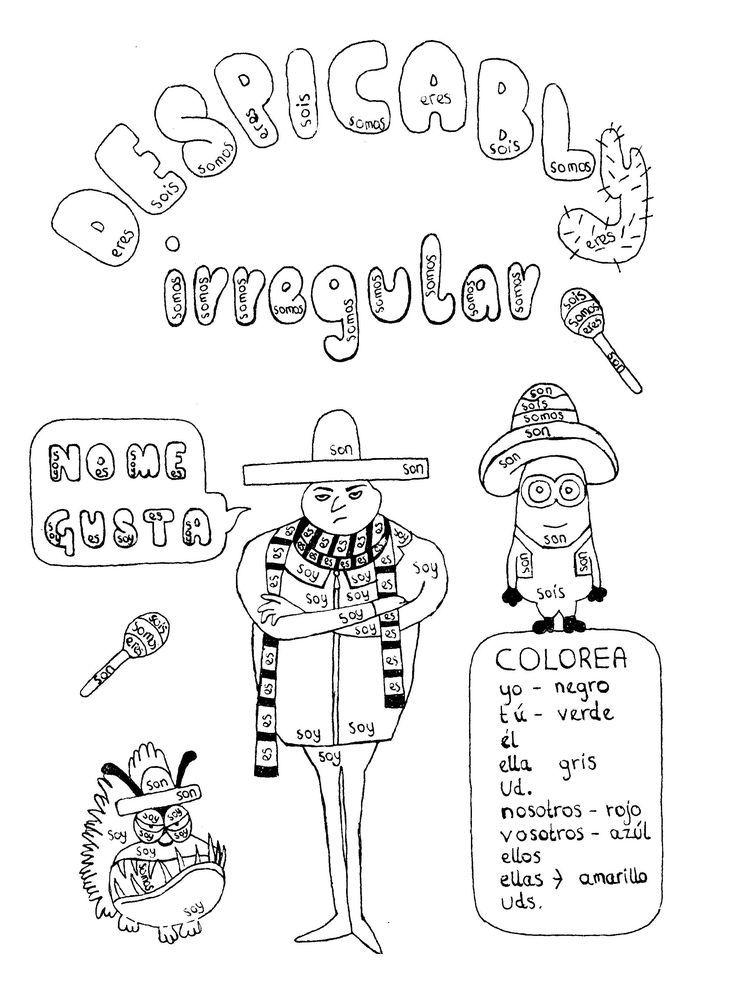 Pin by Teresa Albert on Spanish culture no prep worksheets