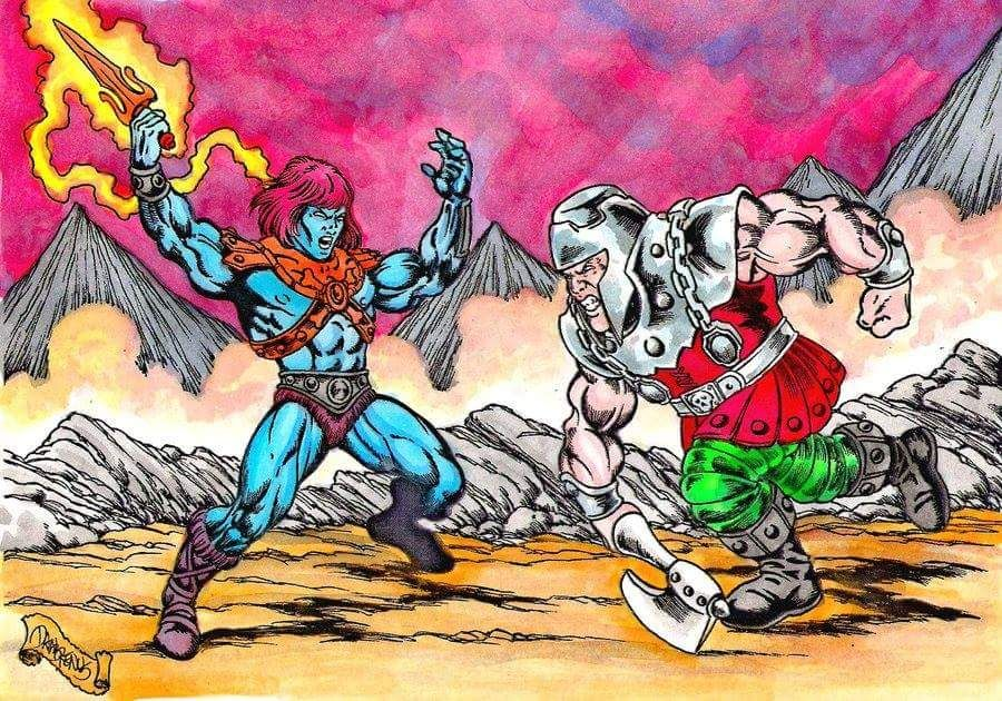Faker VS Ram Man