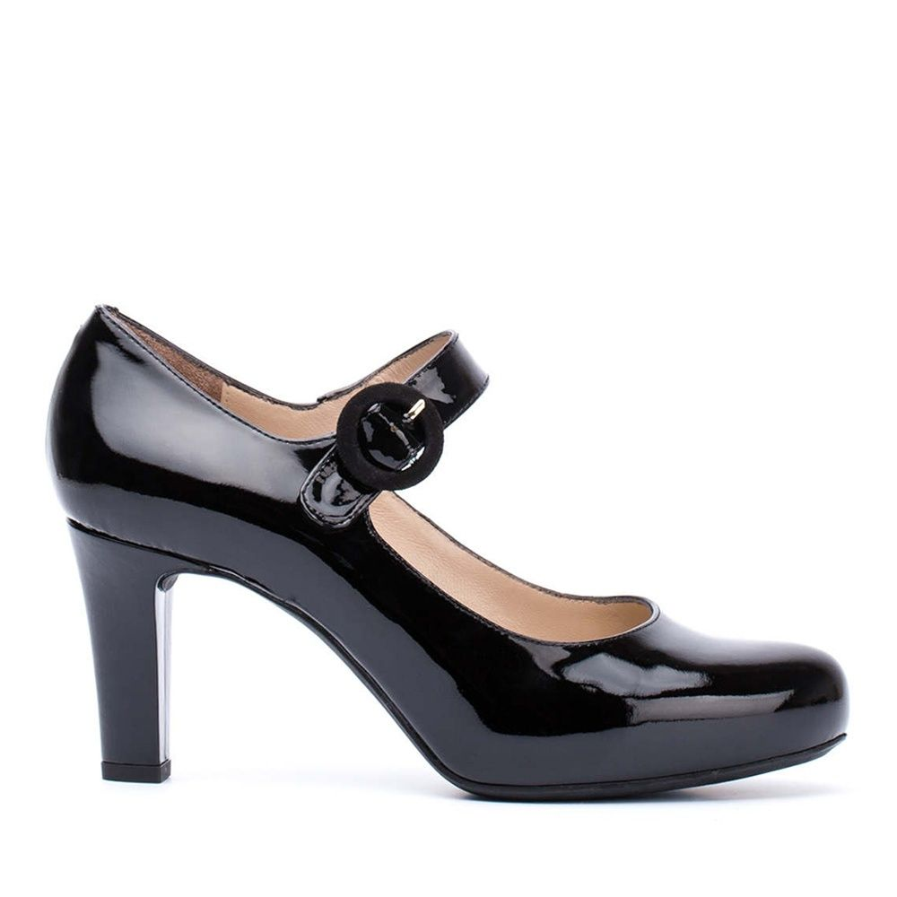 Zapatos negros Unisa infantiles Gf8zlo8Q3