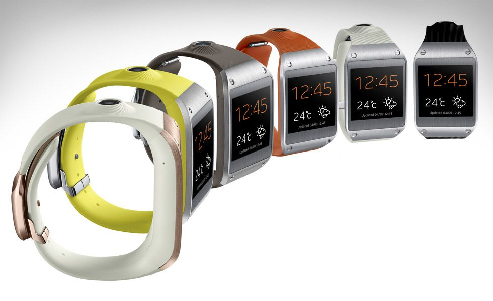Samsung Galaxy Gear Smartwatch Smart Watch Wearable Technology