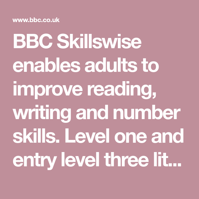 Consider, that Improving reading skills in adults can consult