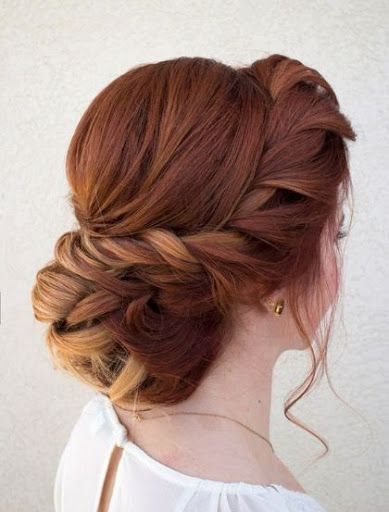 30 Cute Top Bun Hairstyles For Women And Girls In 2016 Hair Styles Hairstyle Wedding Hair Inspiration