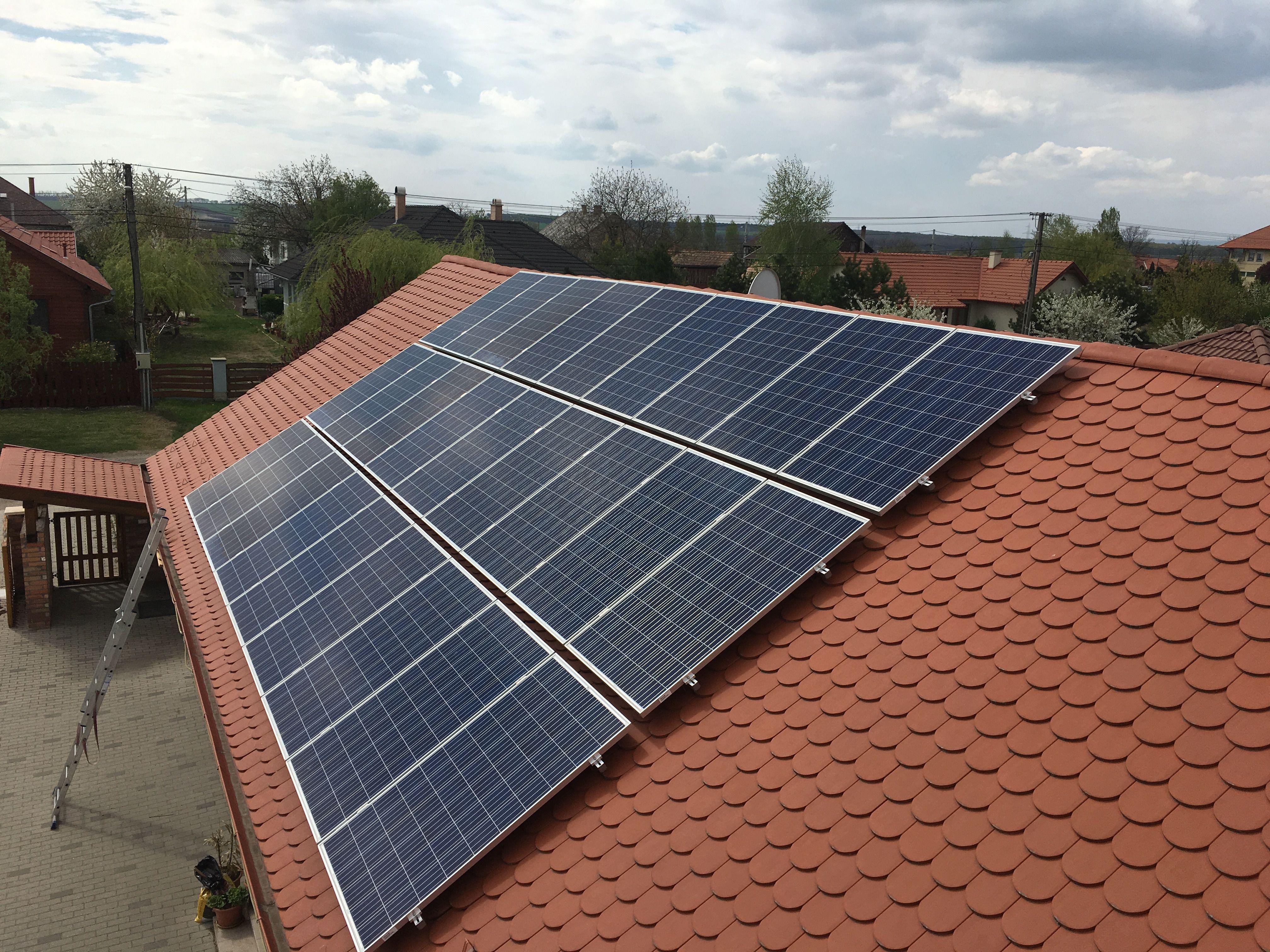 Trina Solar Honey Tsm Pc05a 265 Tsm Pd05a 270 Lovasbereny Solar Panels Roof Solar Panel Solar
