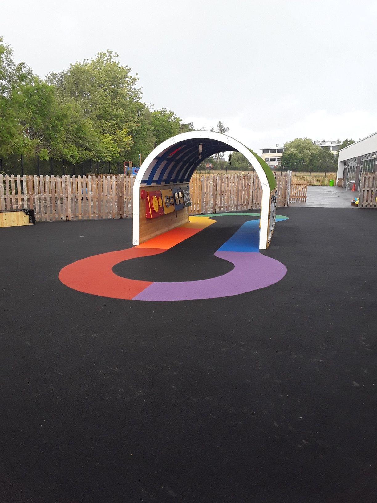 Playground Flooring Designs & Ideas Playground flooring