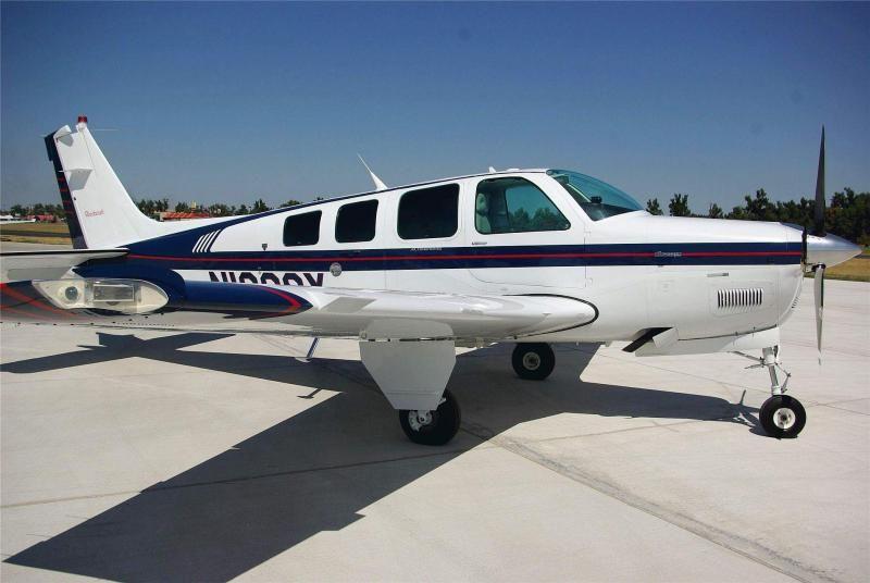 Beechcraft A36 Bonanza Private Aircraft Cessna Aircraft Private Plane