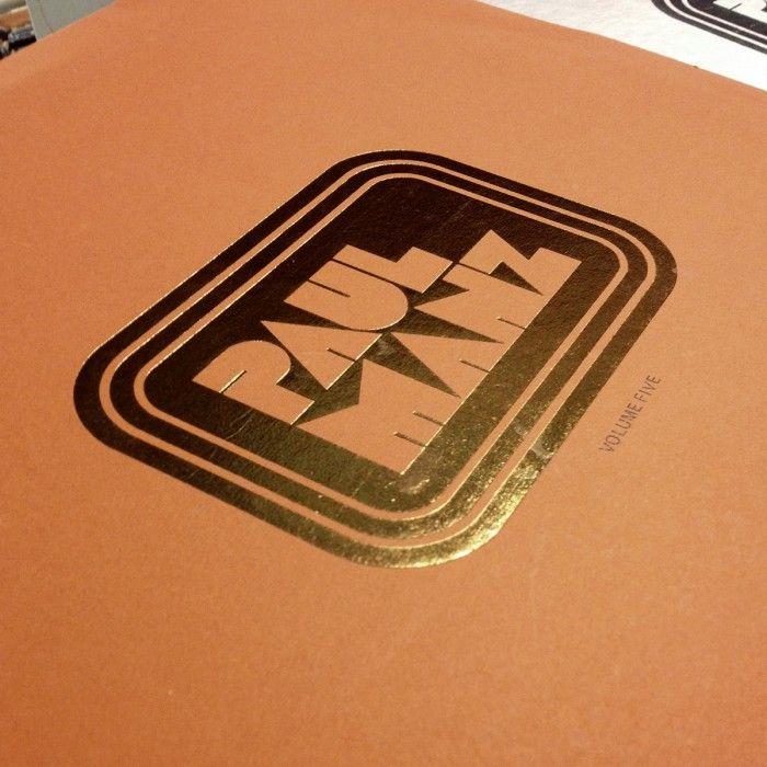Typophonic - Album Cover Typography - Part 10