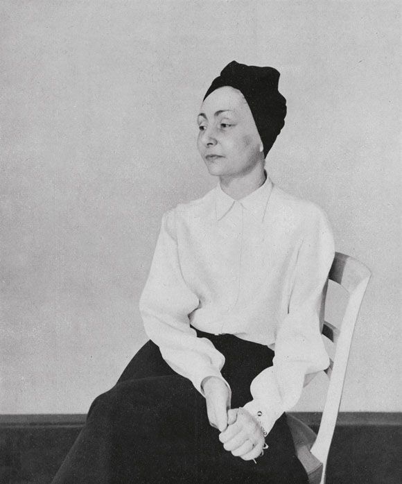 d1970f8fd382 Reason - Madame Gres was a famous designer of the 1930s.