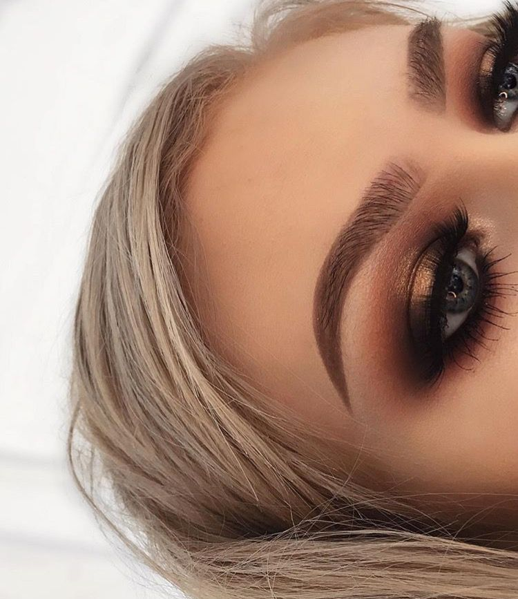 Pinterest Bellaxlovee Bronze Makeup Makeup Looks Eye Makeup