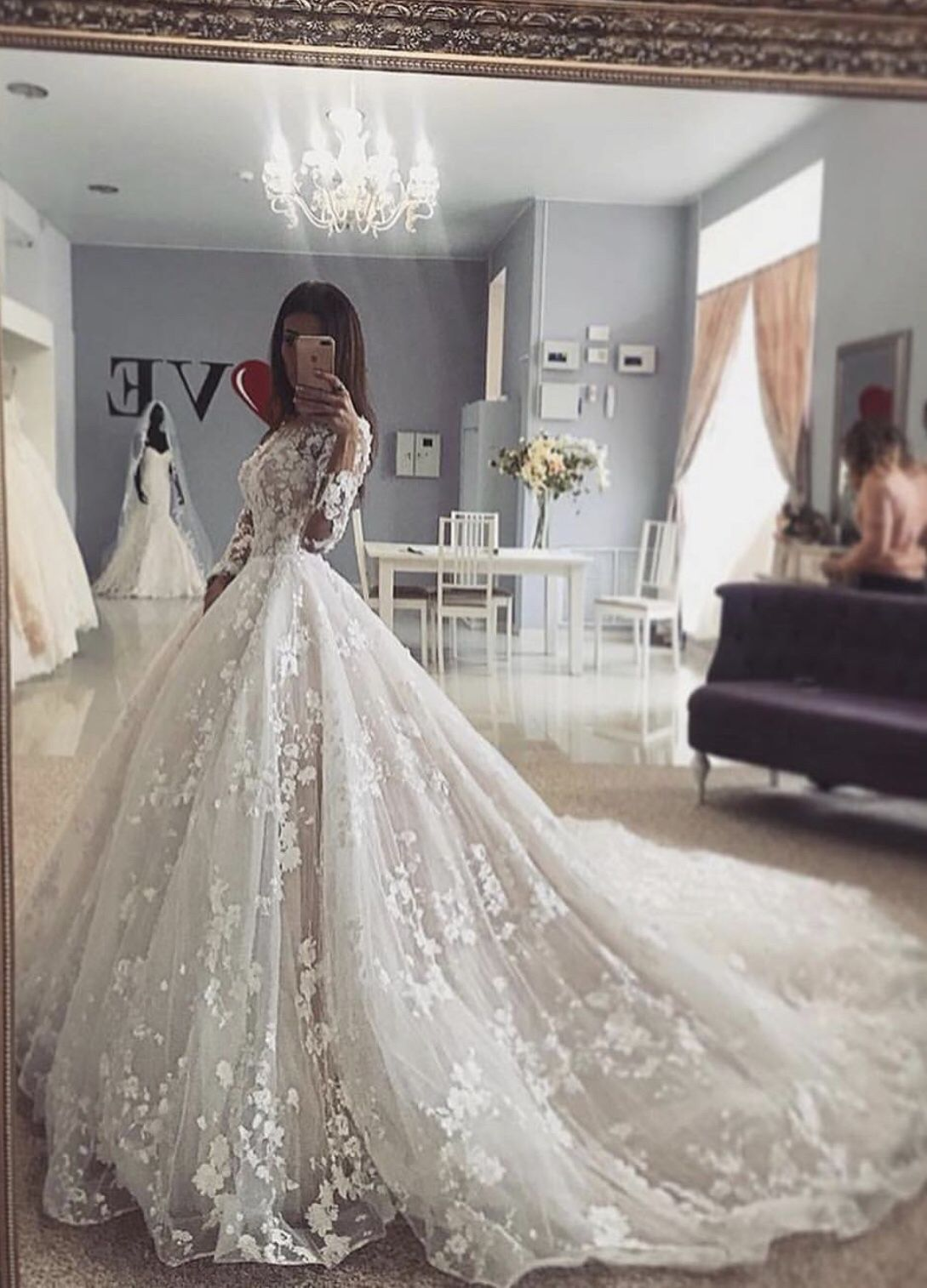 Bridal Dress #promthings