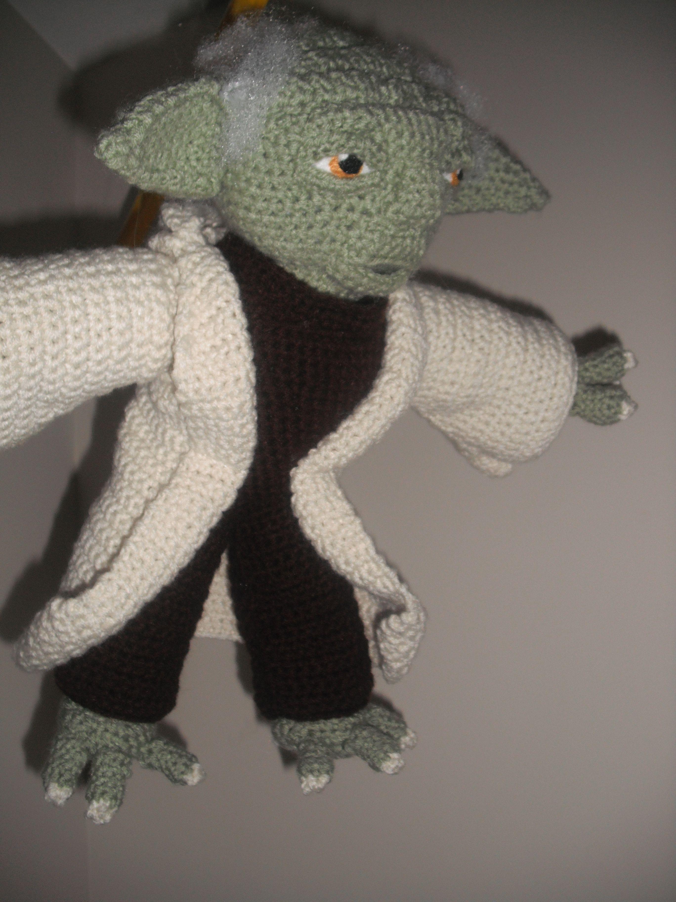 Yoda free pattern crochet and patterns crochet yoda free pattern bankloansurffo Images