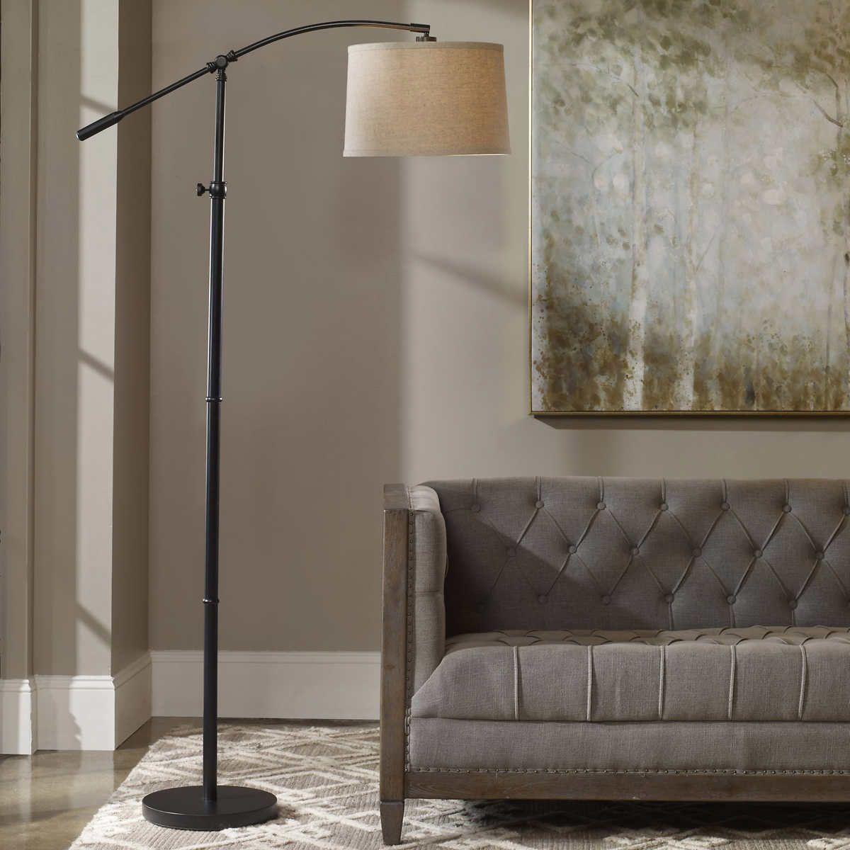 Jackson Floor Lamp Tall floor lamps, Home decor, Floor