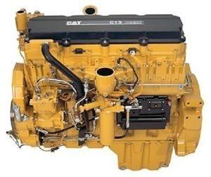 cat caterpillar c11 c13 truck engine disassembly assembly shop rh pinterest com