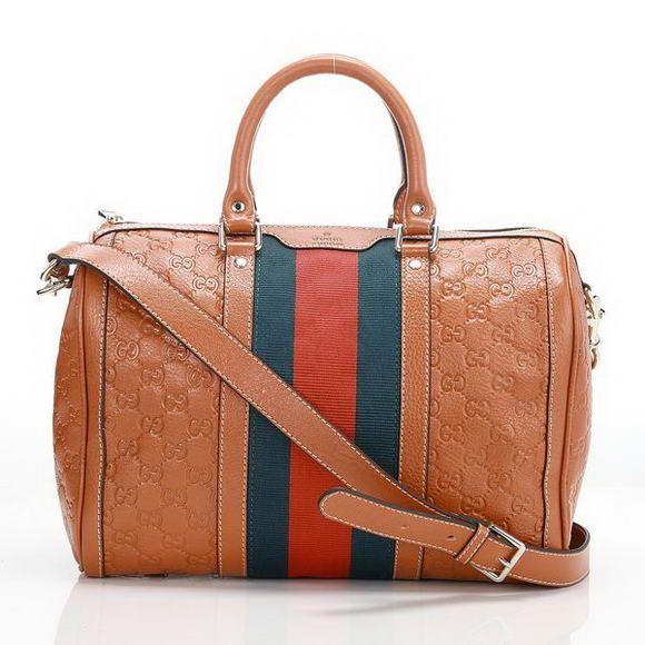 Bag Gucci Boston Bags 247205 Vintage
