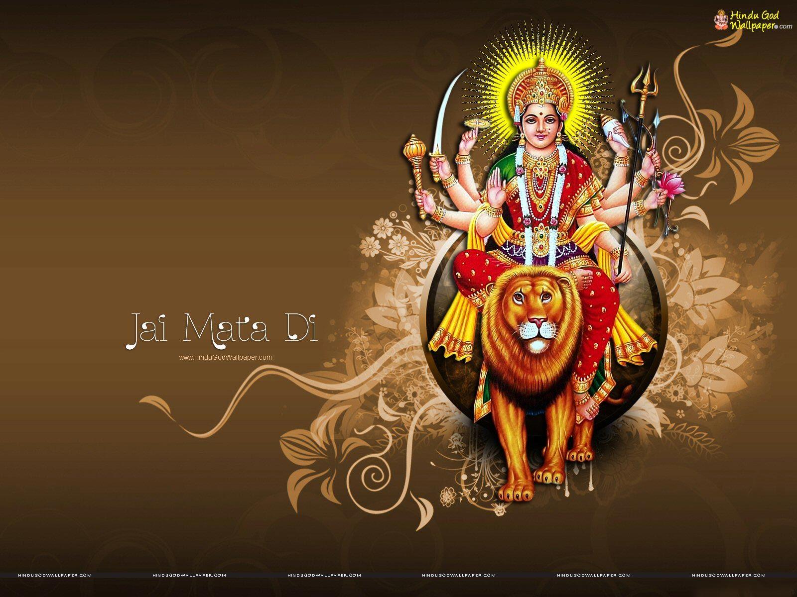 Jai Mata Di HD Wallpapers Download