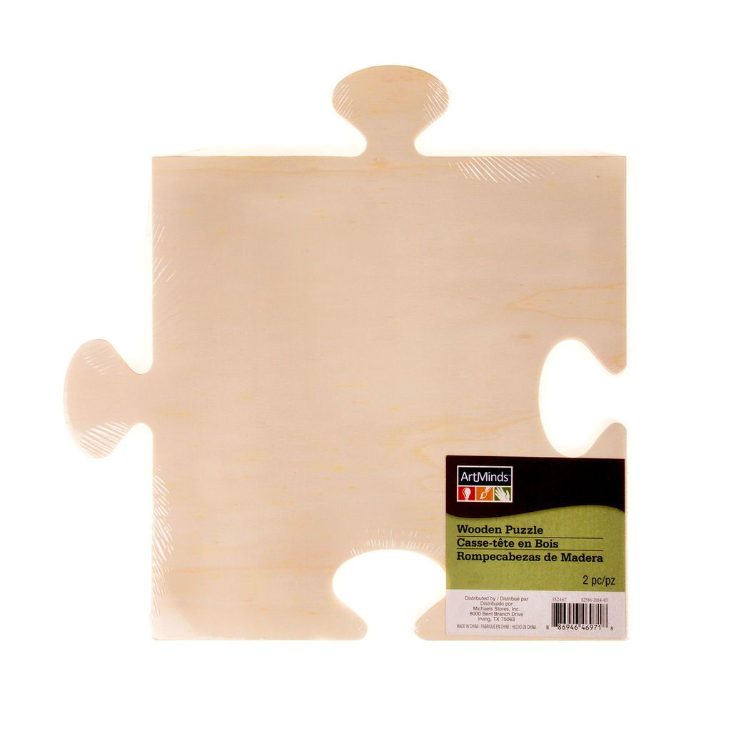 Wooden Puzzle By Artminds
