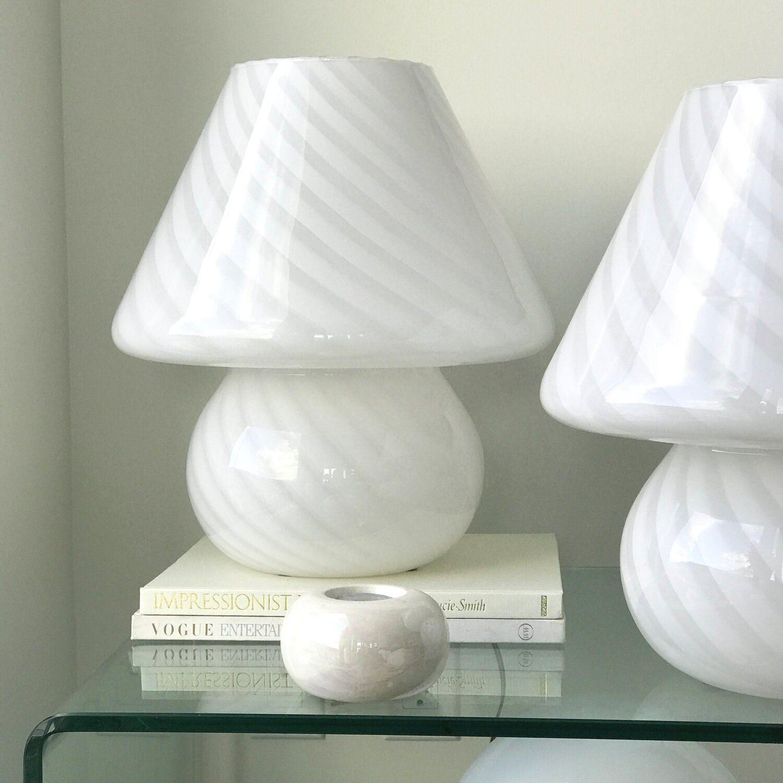 Murano Lamps In 2020 Murano Lamp Aesthetic Room Decor Mushroom Lamp