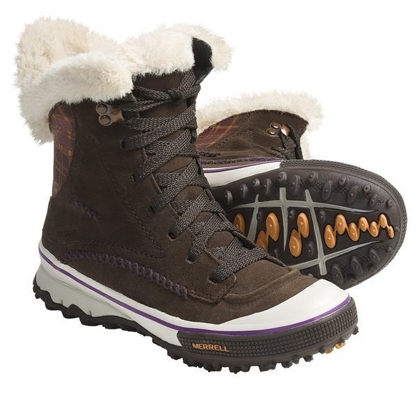 Waterproof Womens Snow Boots - Cr Boot