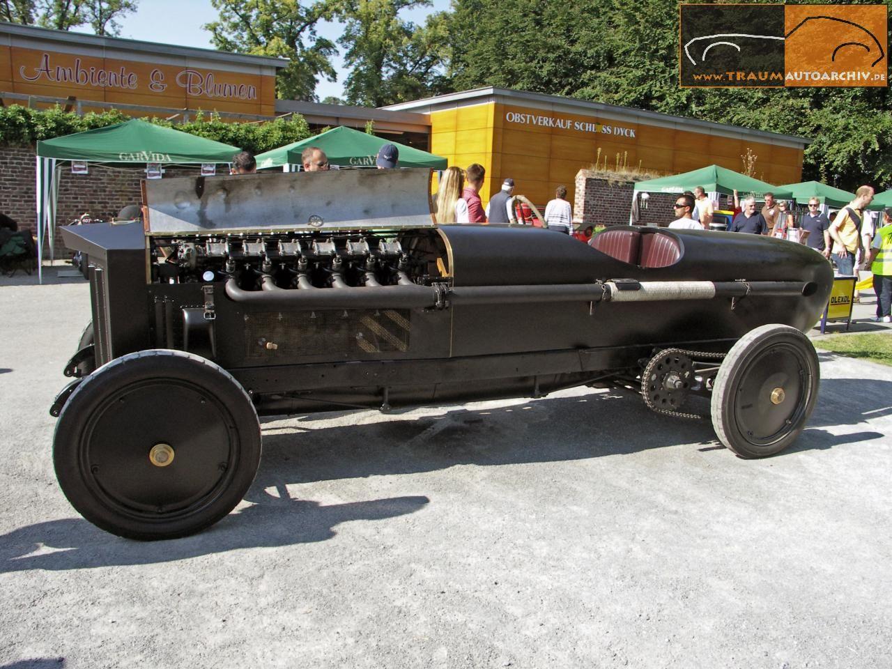 1925 BMW Brutus - V12 - 46 litre - 493 bhp