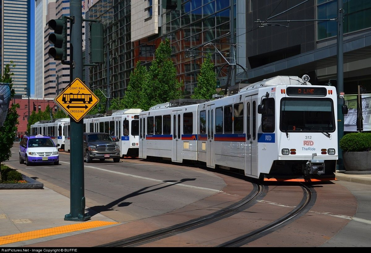The Rtd D Line Brings Riders From The Suburbs Into The Heart Of