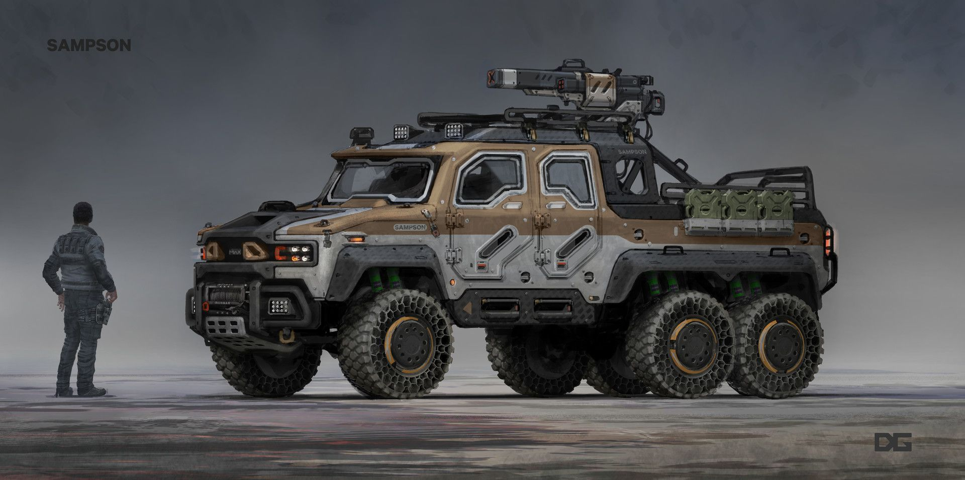 Image Result For Futuristic Military Vehicles With Images