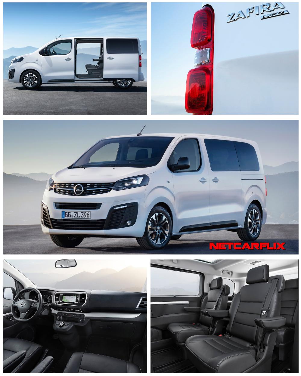 2020 Opel Zafira Life In 2020