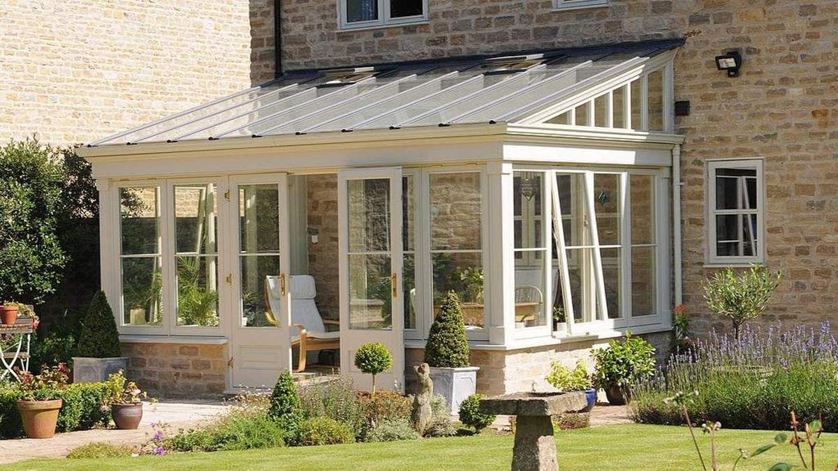 Conservatories concept windows and conservatories essex - Lean To Conservatory Somerset 1
