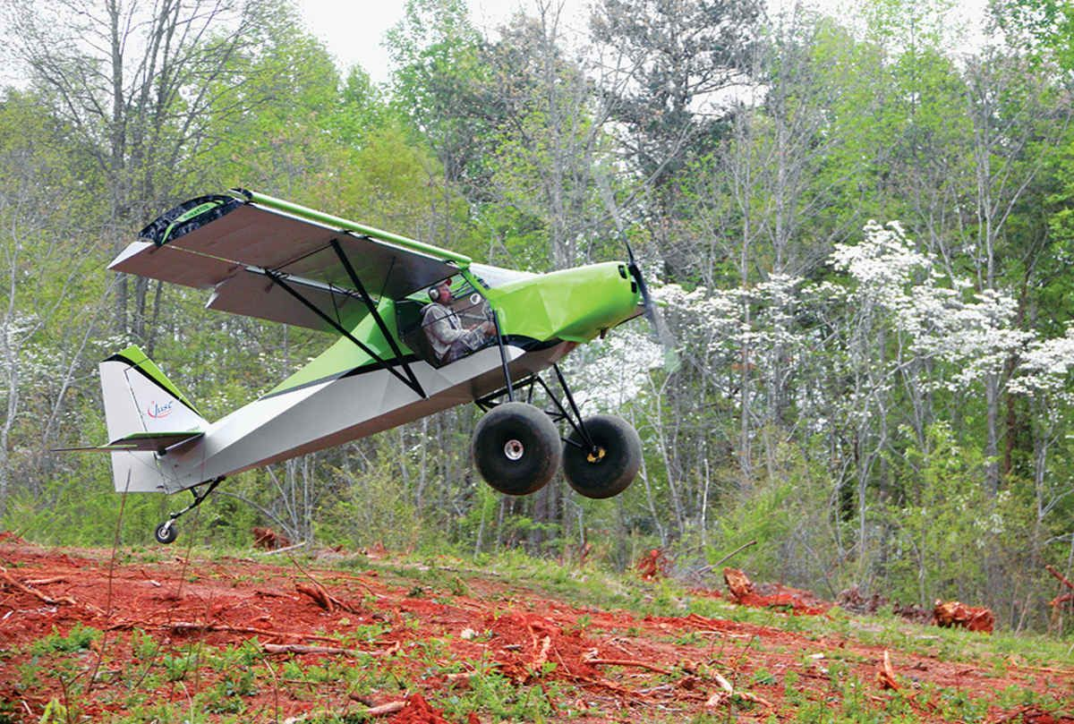 Just Aircraft Superstol Feature Winged Things