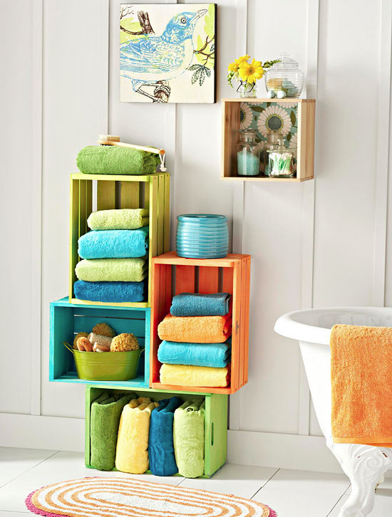 Store More In Your Bathroom With These Smart Storage Ideas
