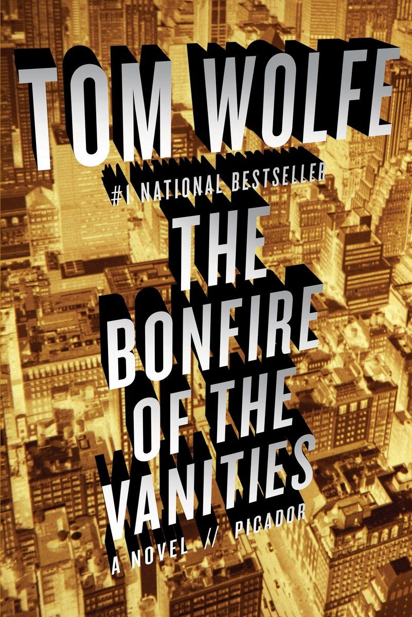 """Available as an audiobook. Tom Wolfe's modern American satire tells the story of Sherman McCoy, a Wall Street """"Master of the Universe"""" who has it all -- a Park Avenue apartment, a job that brings wealth, power and prestige, a beautiful wife, an even more beautiful mistress. Suddenly, one wrong turn makes it all go wron"""