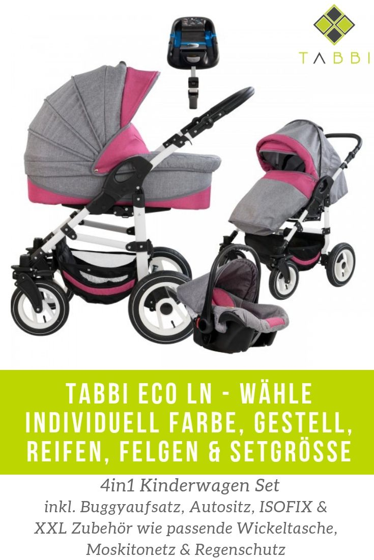 Tabbi Eco Ln 3 In 1 Kombi Kinderwagen Bewertung Tabbi Eco Ln Kombi Kinderwagen Erstausstattung