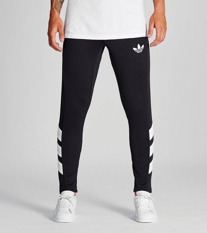adidas Originals Big Trefoil Track Pant | Noir | Pantalons