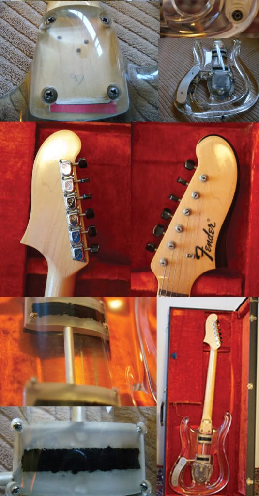 Fender Original Lucite Guitar Fender Guitars Music Guitar Guitar