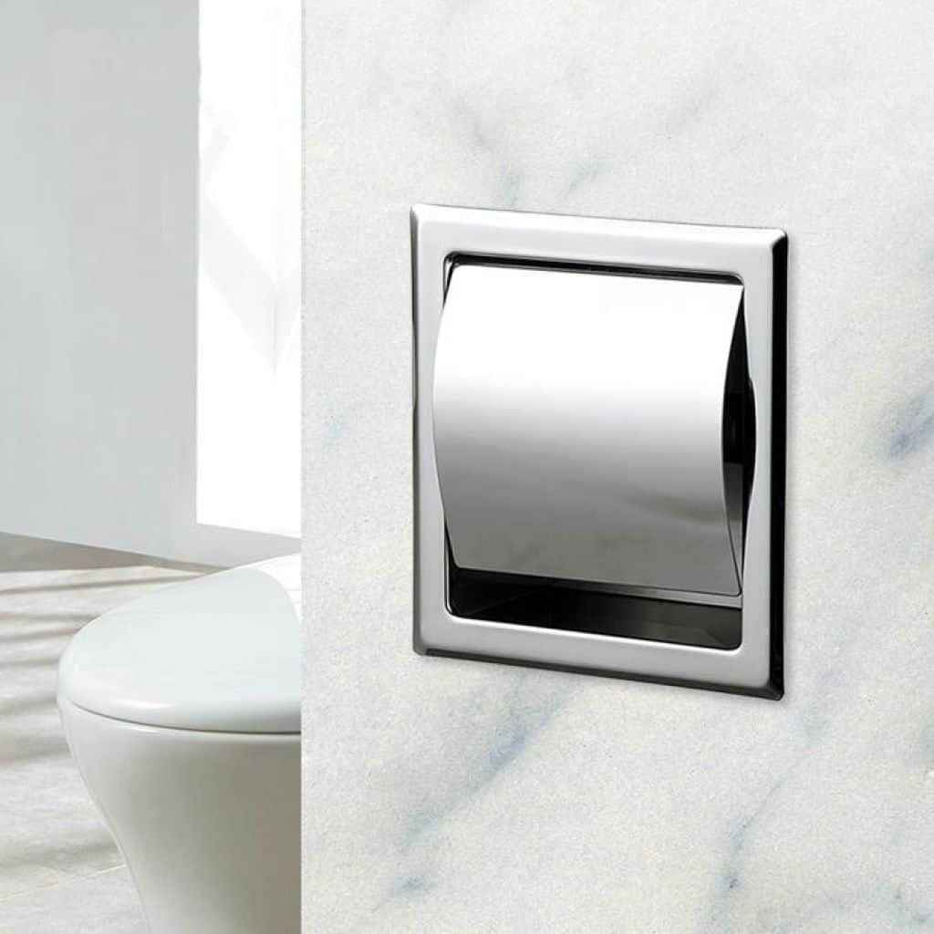 Functional Recessed Toilet Paper Holder Recessed Toilet Paper Holder Toilet Paper Holder Paper Holder