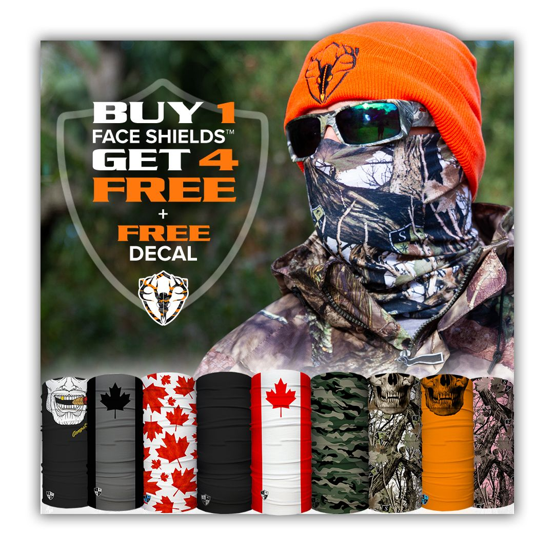SA Co. Face Shields™ | Pick Your Pack of 5