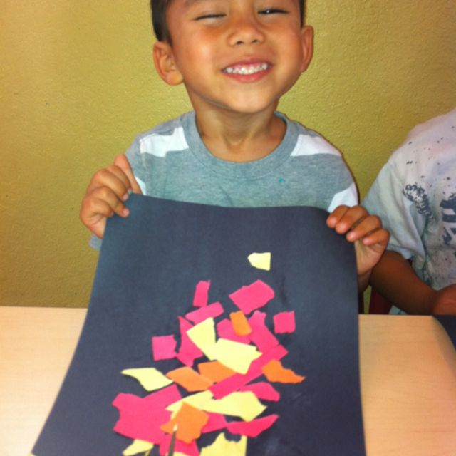 "FOOTPRINTS FAMILY CHILDCARE ""Campfire Craft"""