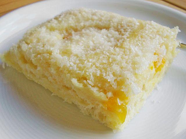 Kochen Backen Geniessen Buttermilch Kokos Kuchen Kuchen