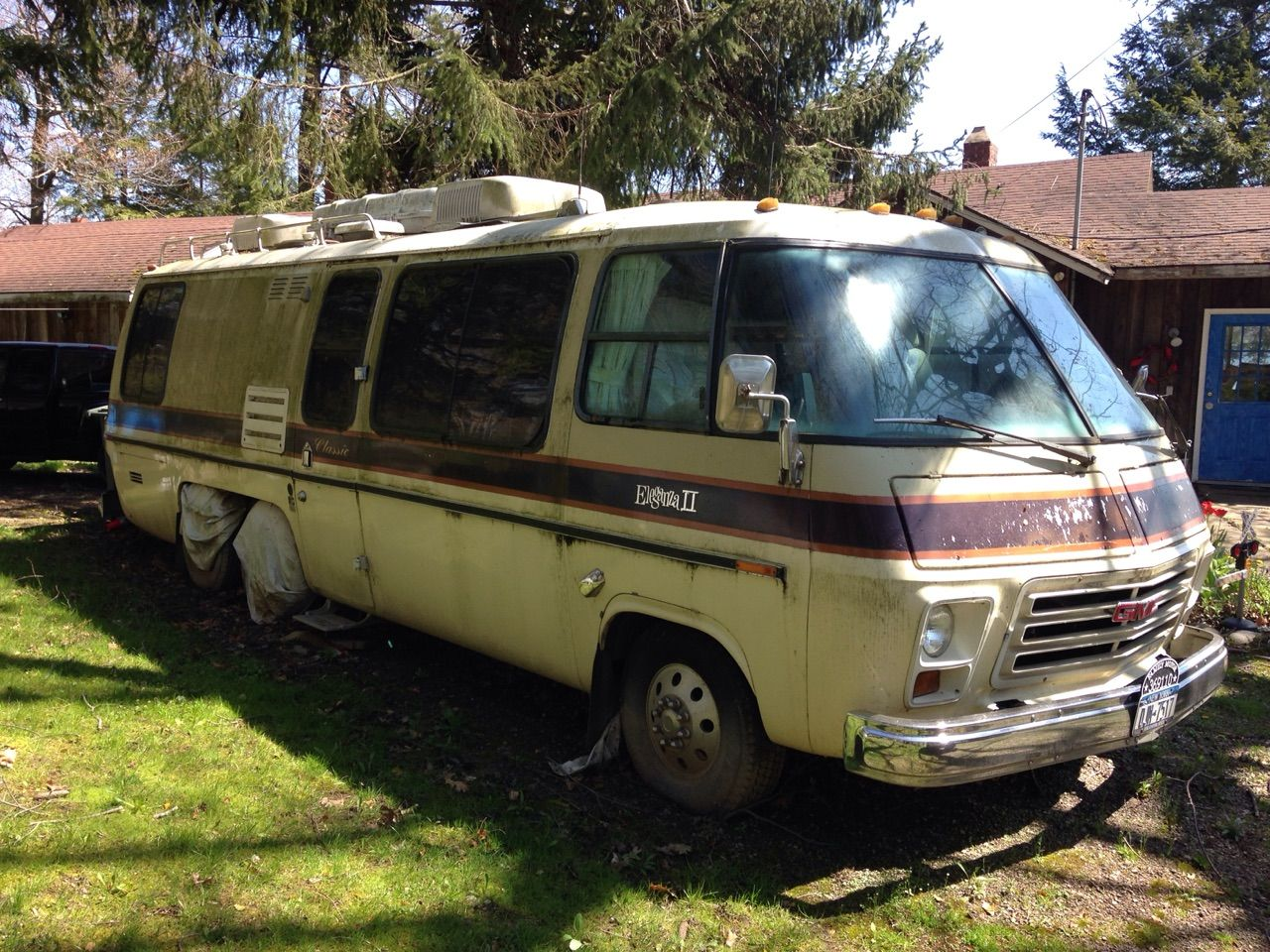 Welcome to the original GMC Motorhome Marketplace (gmcmm