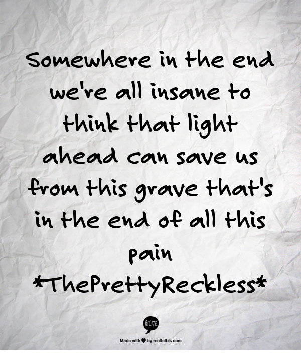 Pin by CJ Bond on Music To My Ears The pretty reckless